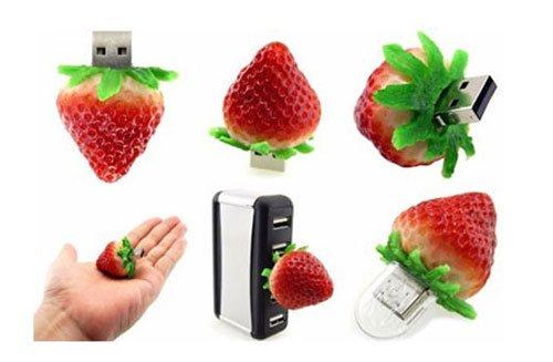 Strawberry USB  Pendrive