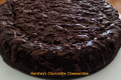 Hershey's Chocolate Cheesecake