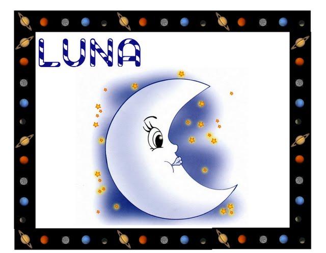 Esos locos bajitos de infantil dibujos de los planetas - Dibujos de lunas infantiles ...