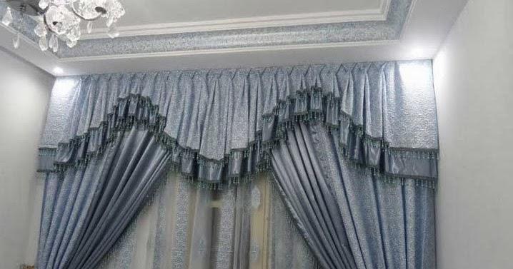 D coration de salon marocain rideaux occultant pour salon traditionnel - Rideaux de salon ...