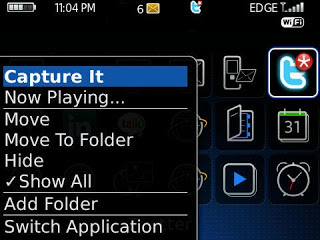 Download Aplikasi Screen Capture for BlackBerry