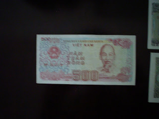 Dong Vietnam currency