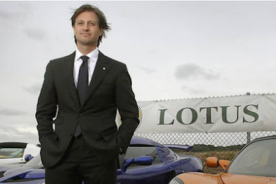 Lotus boss sacked