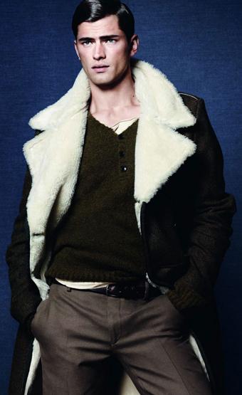 catálogo Zara hombre otoño invierno 2011 2012