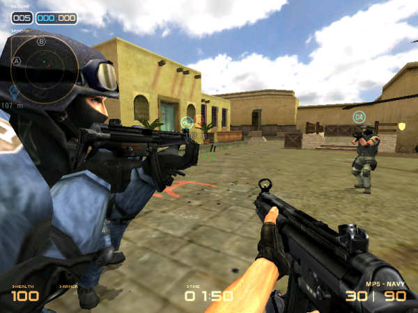 Crossfire PC Game