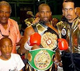 Current Boxing Champions