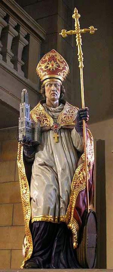 Santo Agostinho definiu o ideal da sociedade humana: a Cristandade.