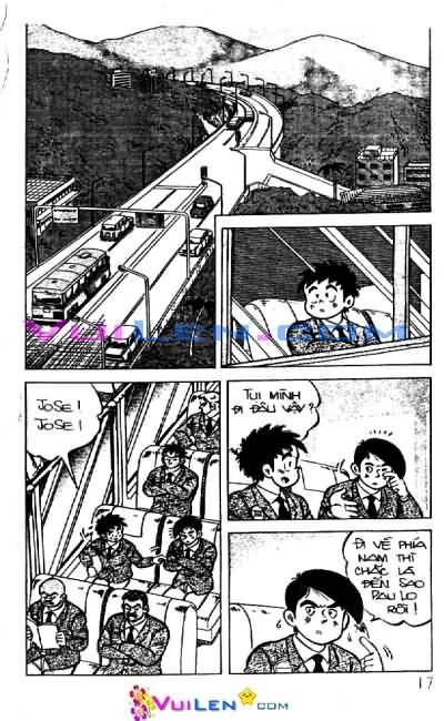 Jindodinho - Đường Dẫn Đến Khung Thành III  Tập 22 page 17 Congtruyen24h