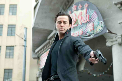 Looper Joseph Gordon-Levitt as Joe
