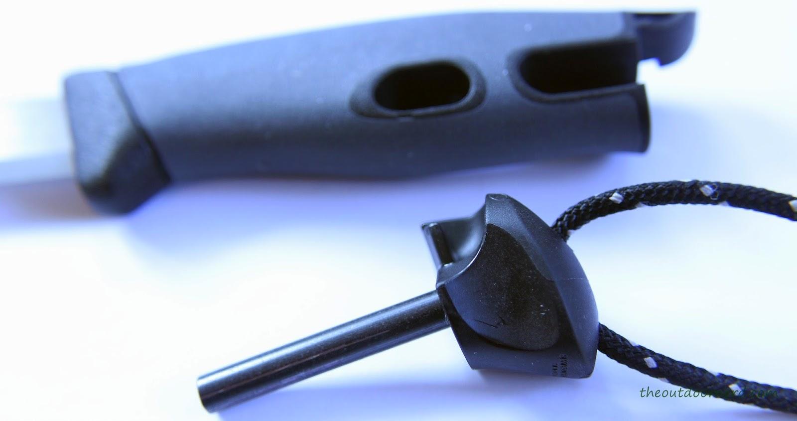 Light My Fire Swedish FireKnife: FireSteel Removed