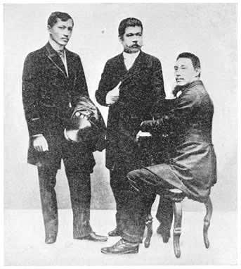 the family of jose rizal