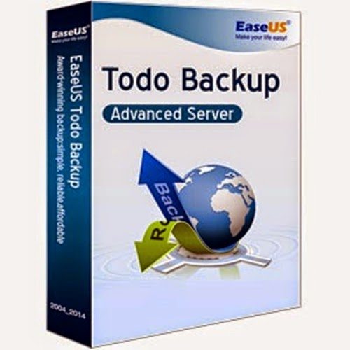 Something to fill the time - EaseUS Todo Backup Giveaway