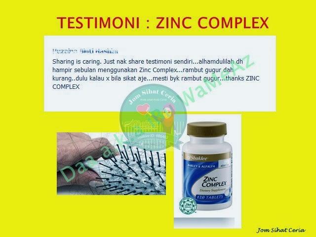 Zinc Complex, Revitalizing Shampoo, Lightweight Conditioner,