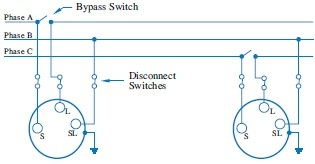 step voltage regulators in the utility distribution systems voltage regulator open delta connection