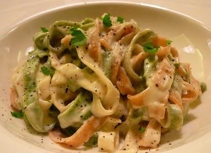 Dari Kedua Makanan Italia