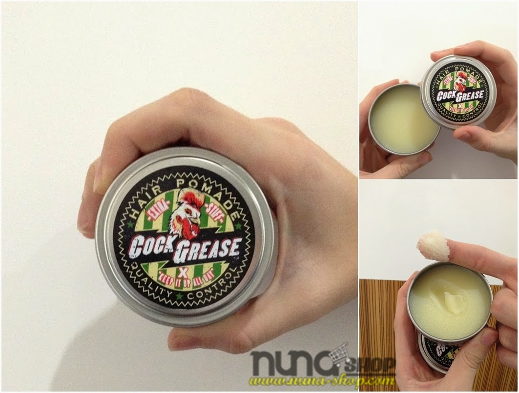 Minyak Rambut Cock Grease X - Cock Grease Hair Pomade