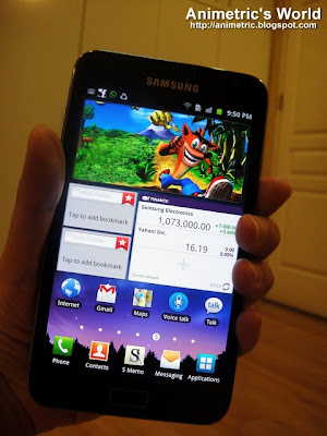 Samsung Galaxy Note GT-N7000