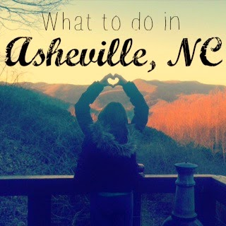 What to do in Asheville, NC