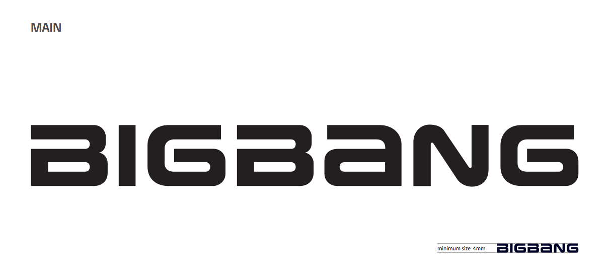 pictures big bang brand design guide by hyundai card