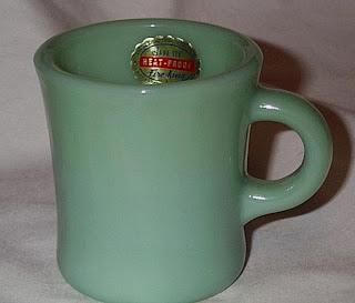 Giles' Coffee Mug From Buffy and the Vampire Slayer