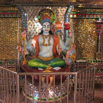 Arulmigu Sri Raja Kaliamman Temple – the Glass Temple of Johor Bahru, Malaysia