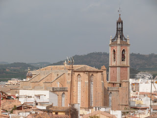 Sagunto cathedral, Spain