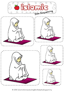 Islamic Size Sequencing Solat