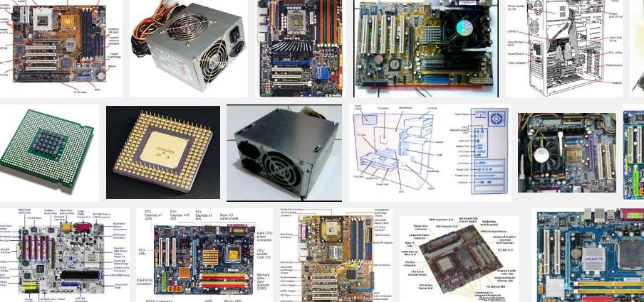 Bagian-Bagian CPU