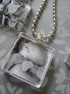Ginger snap crafts tutorial photo pendants aloadofball Images