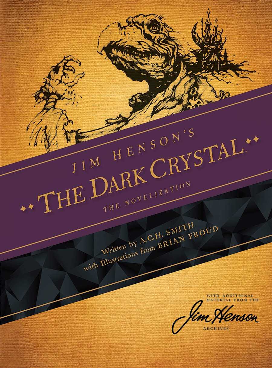the relationship between jim hensons dark Jim henson's the storyteller by jim henson and various authors  three have the themes of a romantic relationship between a human and an animal .