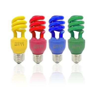 Dicas de modelos de Lâmpadas Coloridas em fotos