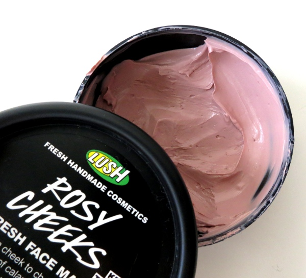 LUSH Fresh Face Masks — Rosy Cheeks