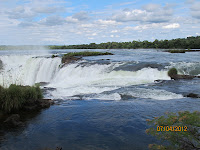 Iguazu Falls – Upper Trail Photo 6, Iguazu National Park,  Argentina.