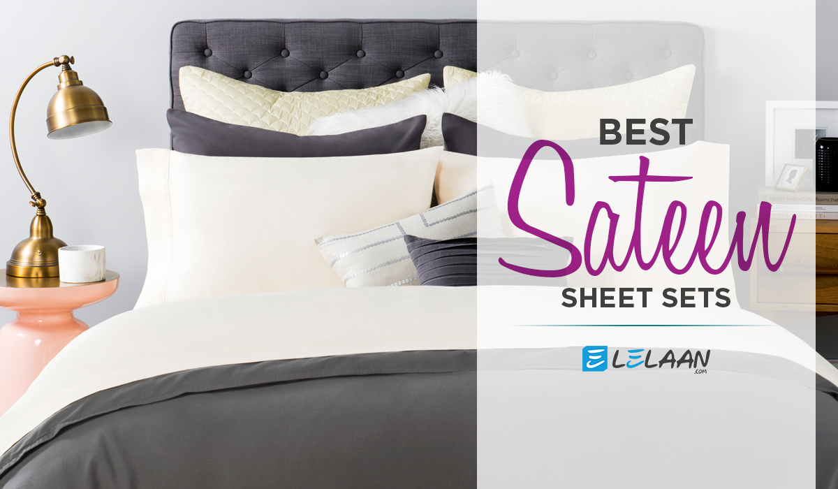 Sale on Sateen sheet sets