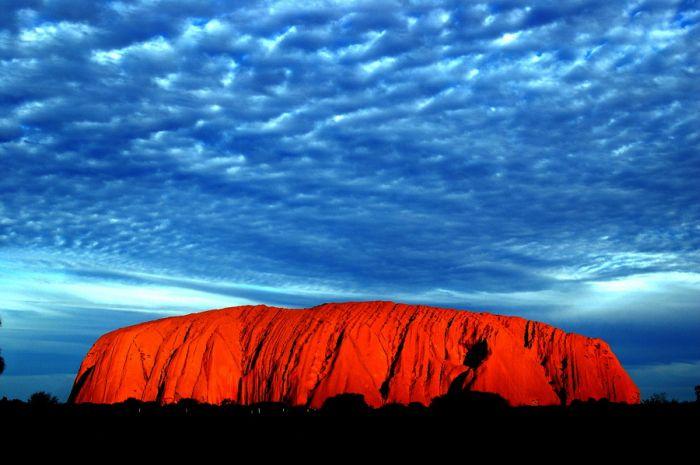 Ayers Rock (Uluru) Australia  City pictures : Uluru, Ayers Rock, Australia ~ Damn Cool Pictures