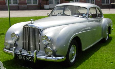 Bentley Continental R - 1952