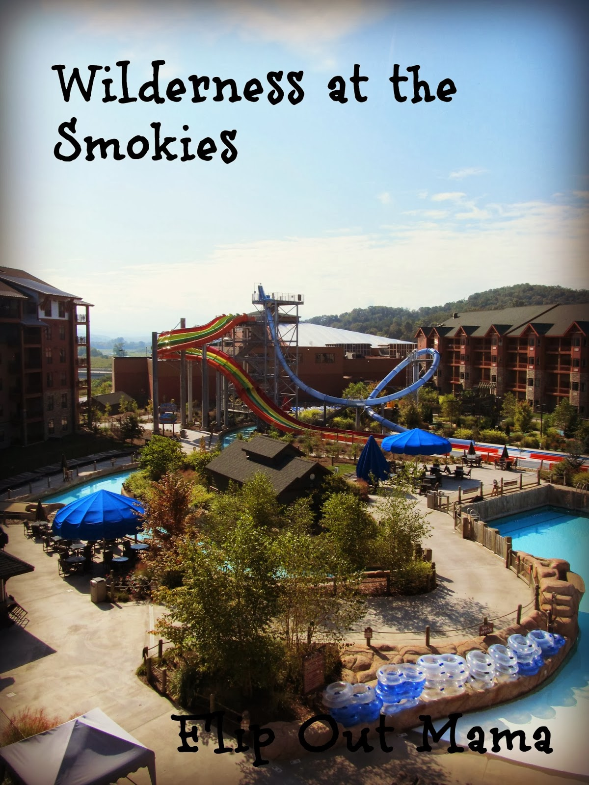 Flip Out Mama Review Wilderness At The Smokies Resort