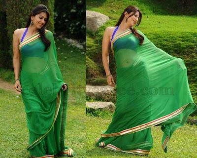 Actress Bhumika Chawla Navel Show Photos