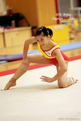 Understanding China's gymnastics powerhouse