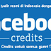 Cara mengisi Facebook Creadit dengan voucher game-on