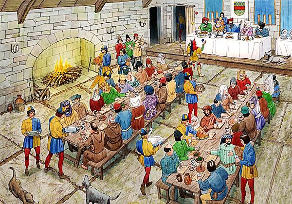 Citaten Uit De Middeleeuwen : Middeleeuwen kastelen