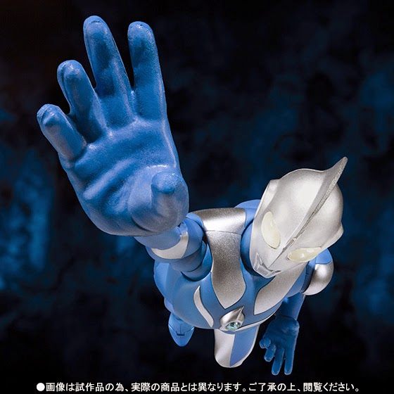 bandai ultraman action figure series