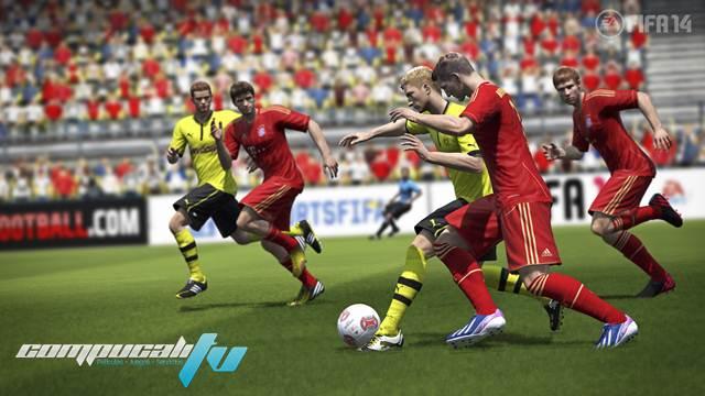 Movimientos Fifa 14 2014 PC Español