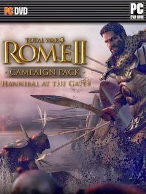 ROME II Campaign Pack Full version
