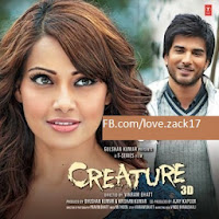Creature 3D Movie Hindi