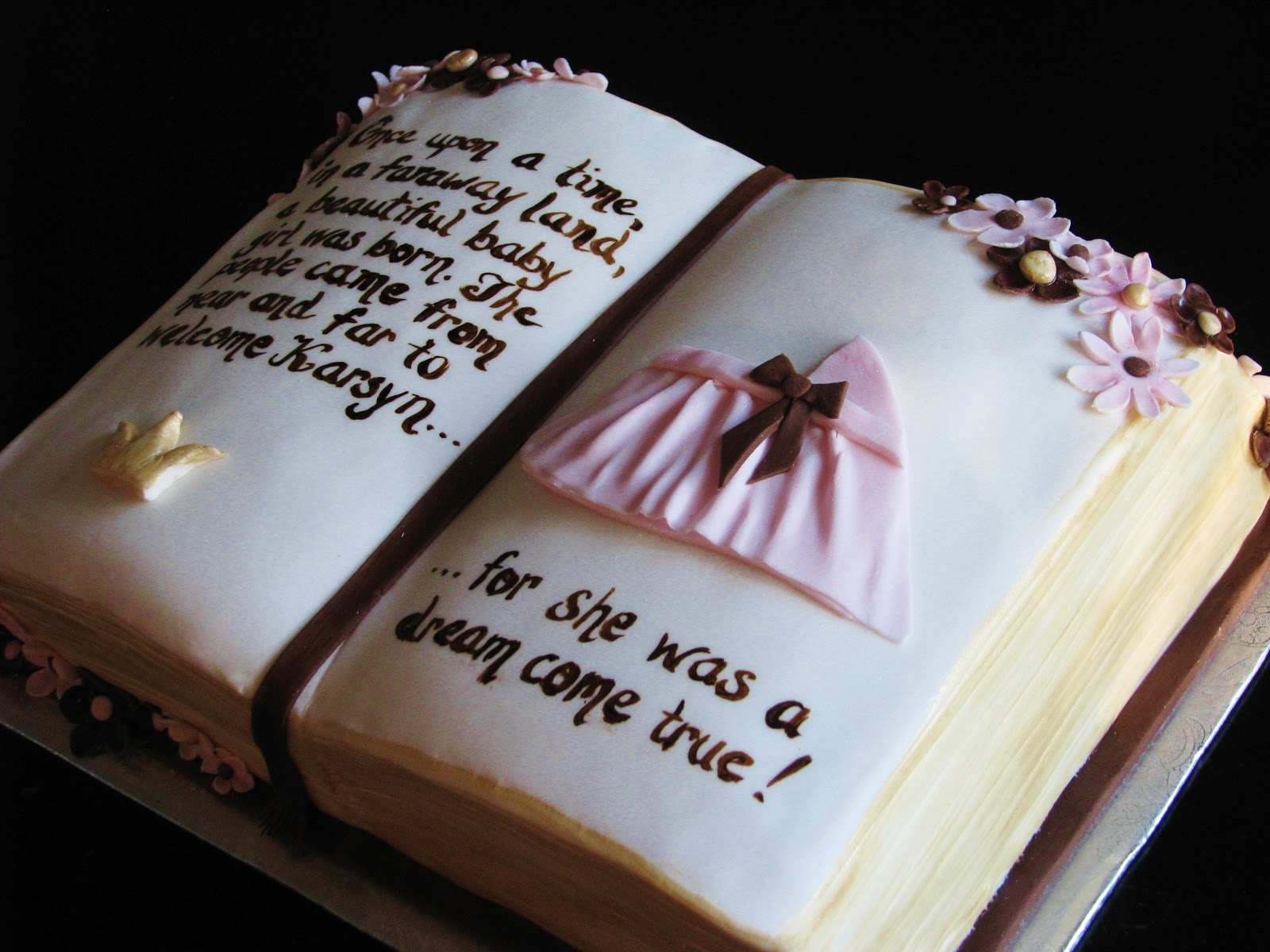 Bliss Cakes of London Storybook