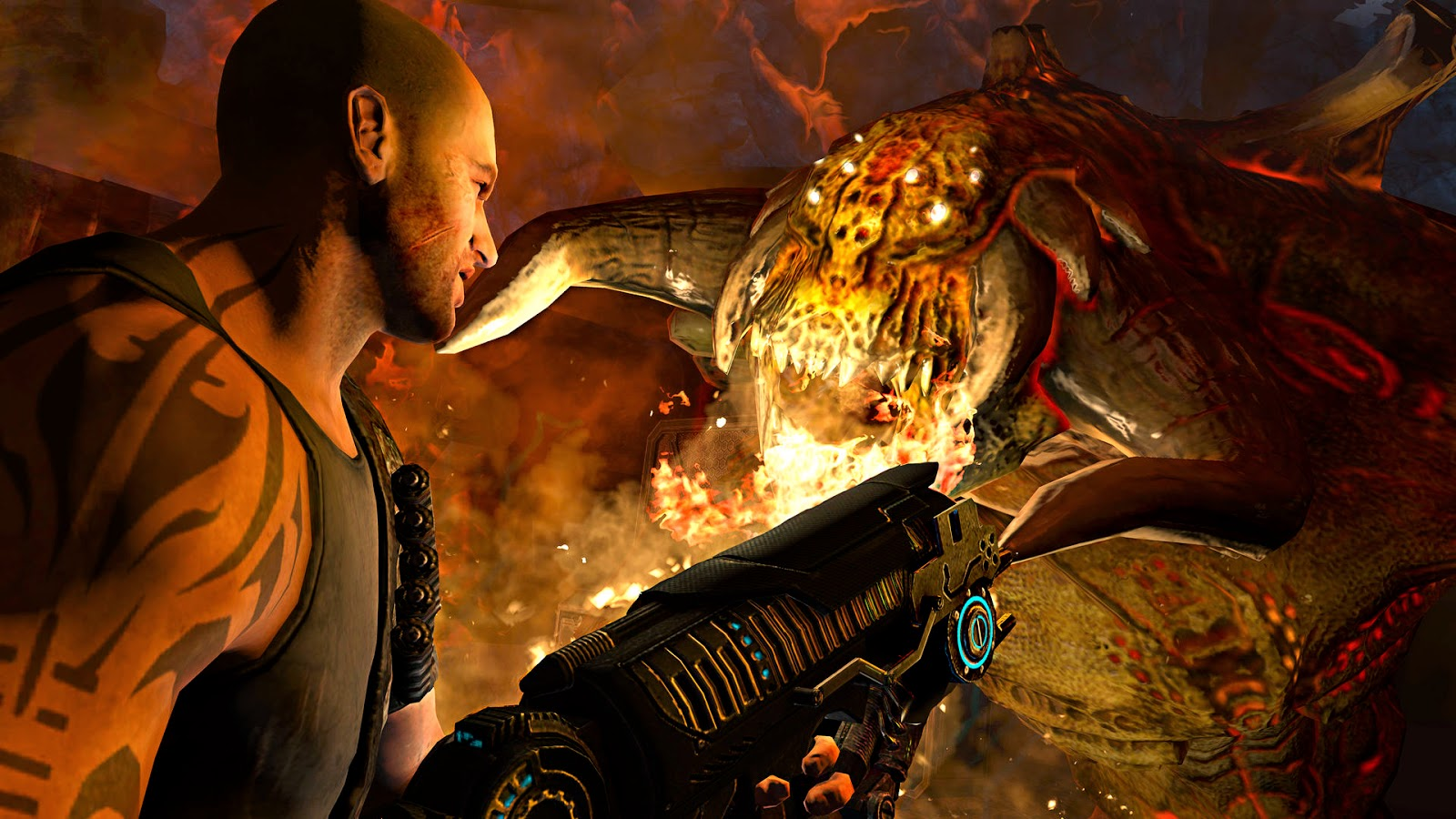 RED FACTION ARMAGEDDON Free Iso Download Version