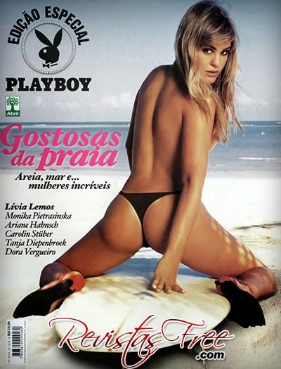 Playboy Especial - Gostosas da Praia - Janeiro 2015