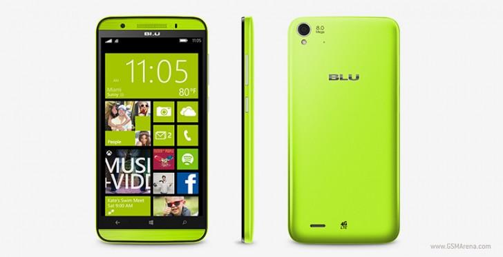 BLU Win HD & BLU Win Jr LTE Released in India