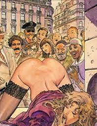 Heroínas das histórias em quadrinhos